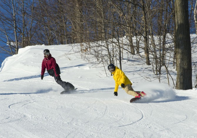 SLN Perk: It's Like a Hall Pass, but For Snowboarding and Skiing
