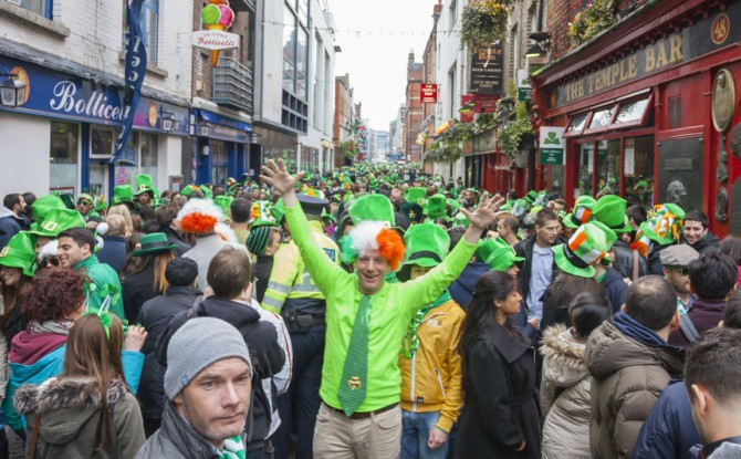 Stop Freaking Out — St. Paddy's Day Isn't Going Anywhere