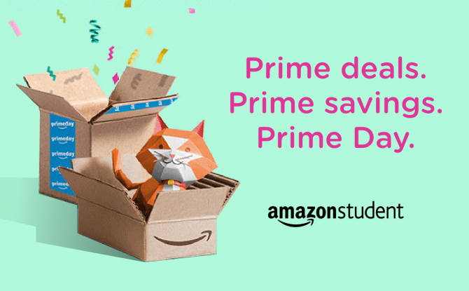 Today Only: Score Great Student Deals on Prime Day