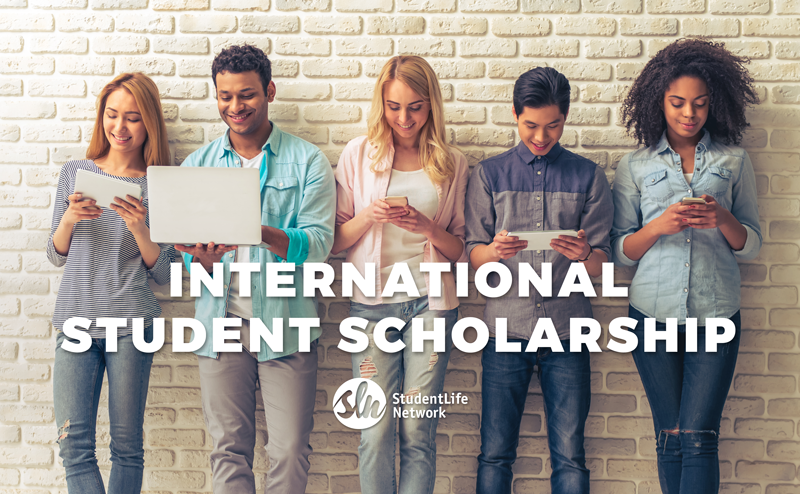 Introducing SLN's First International Student Scholarship