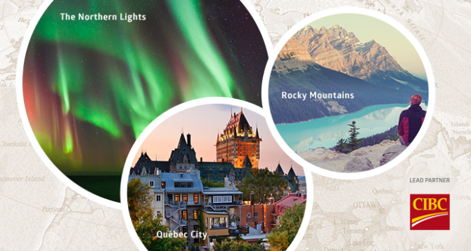 Exclusive International Student Contest: Win a Trip Anywhere in Canada!