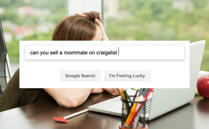 21 Student Struggles Told Through Google Searches