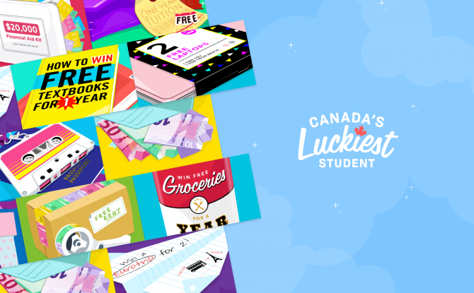 Did I Win?! Your Ongoing Guide to the Canada's Luckiest Student Reveal