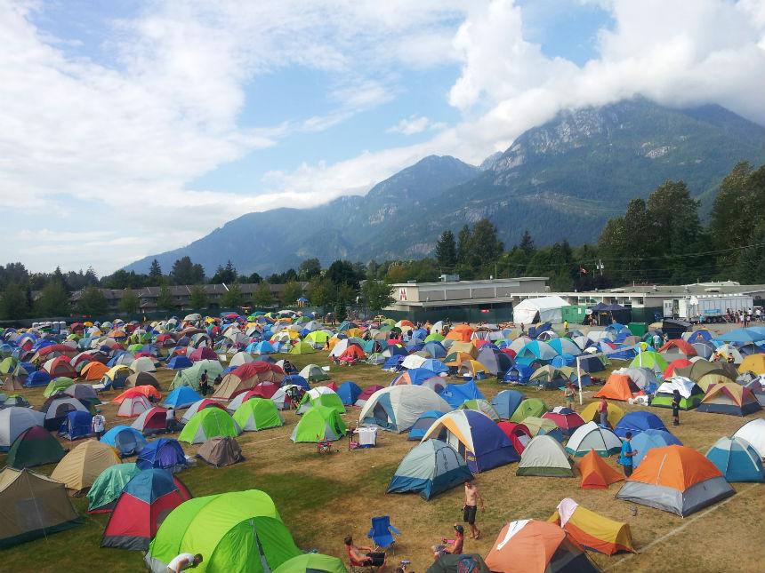 Squamish Music Festival