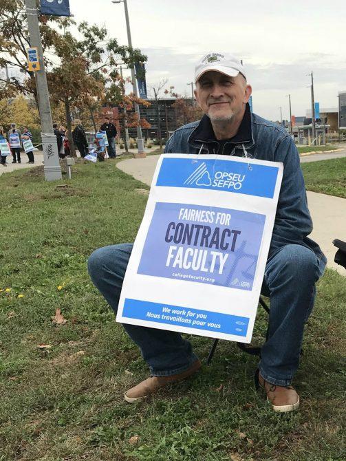 ontario college strike sheridan college