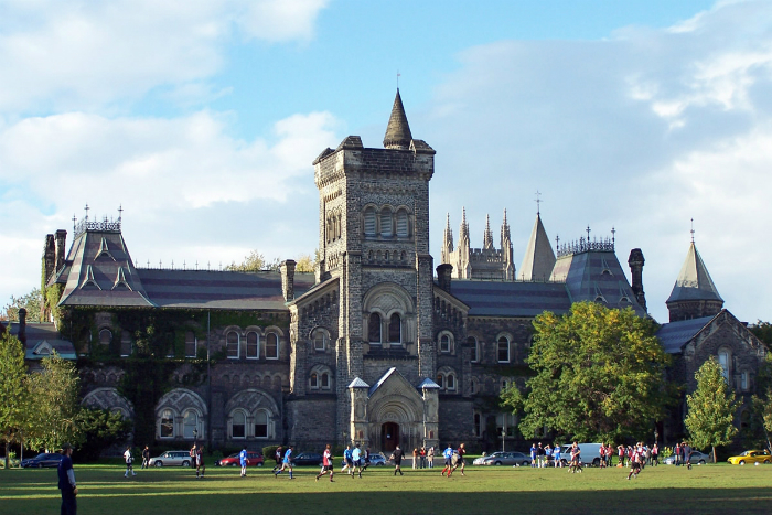 University of Toronto Best Nursing School in Canada