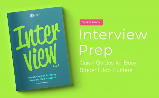 Interview Prep Ebook Image