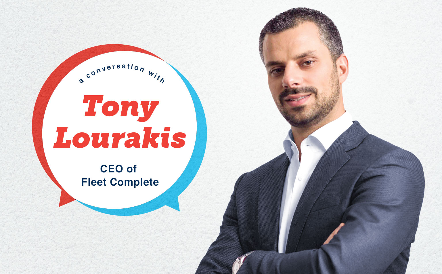 The Art of the Possible In Conversation w/ Tony Lourakis (CEO @ Fleet Complete)
