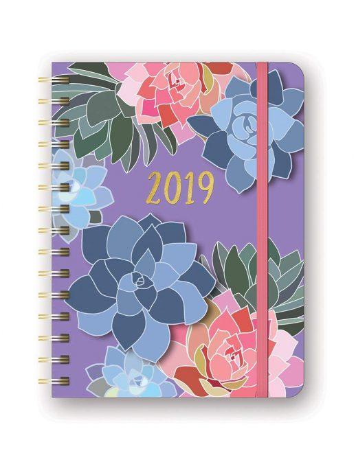 Purple 2019 Planner