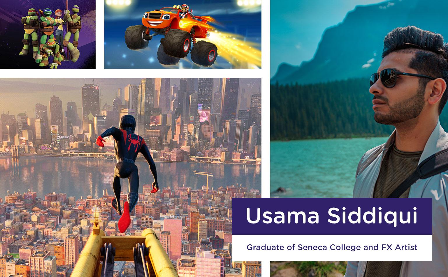 SLN Creators: Interview With FX Artist Usama Siddiqui