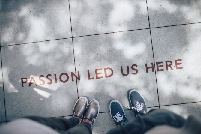 passion led us here, digital nomad