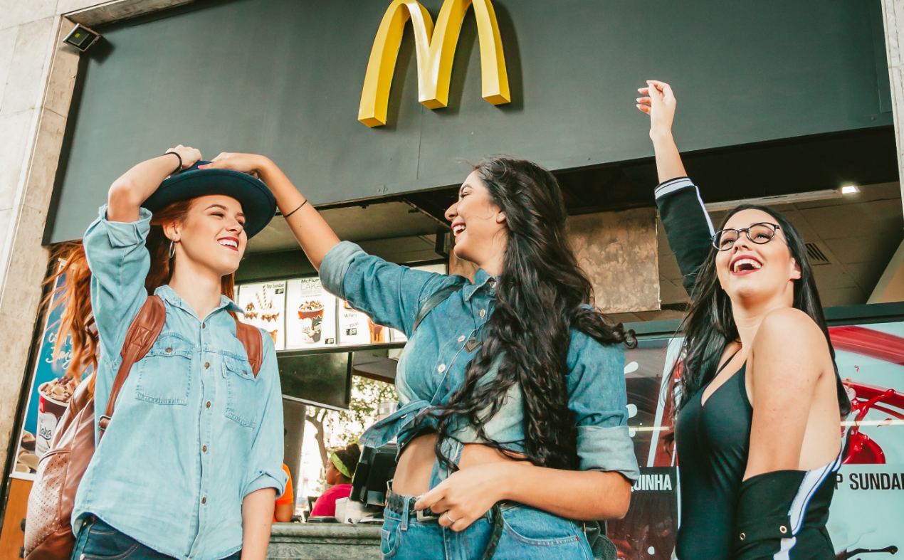 Oh Snap! McDonald's Is Hiring…via Snapchat!