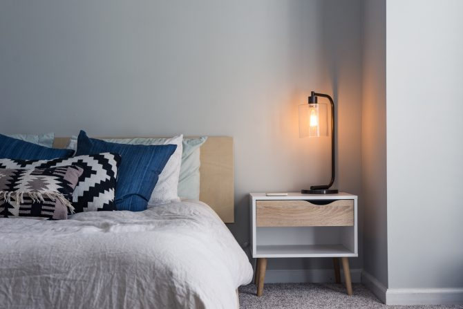 bedroom, get a better sleep