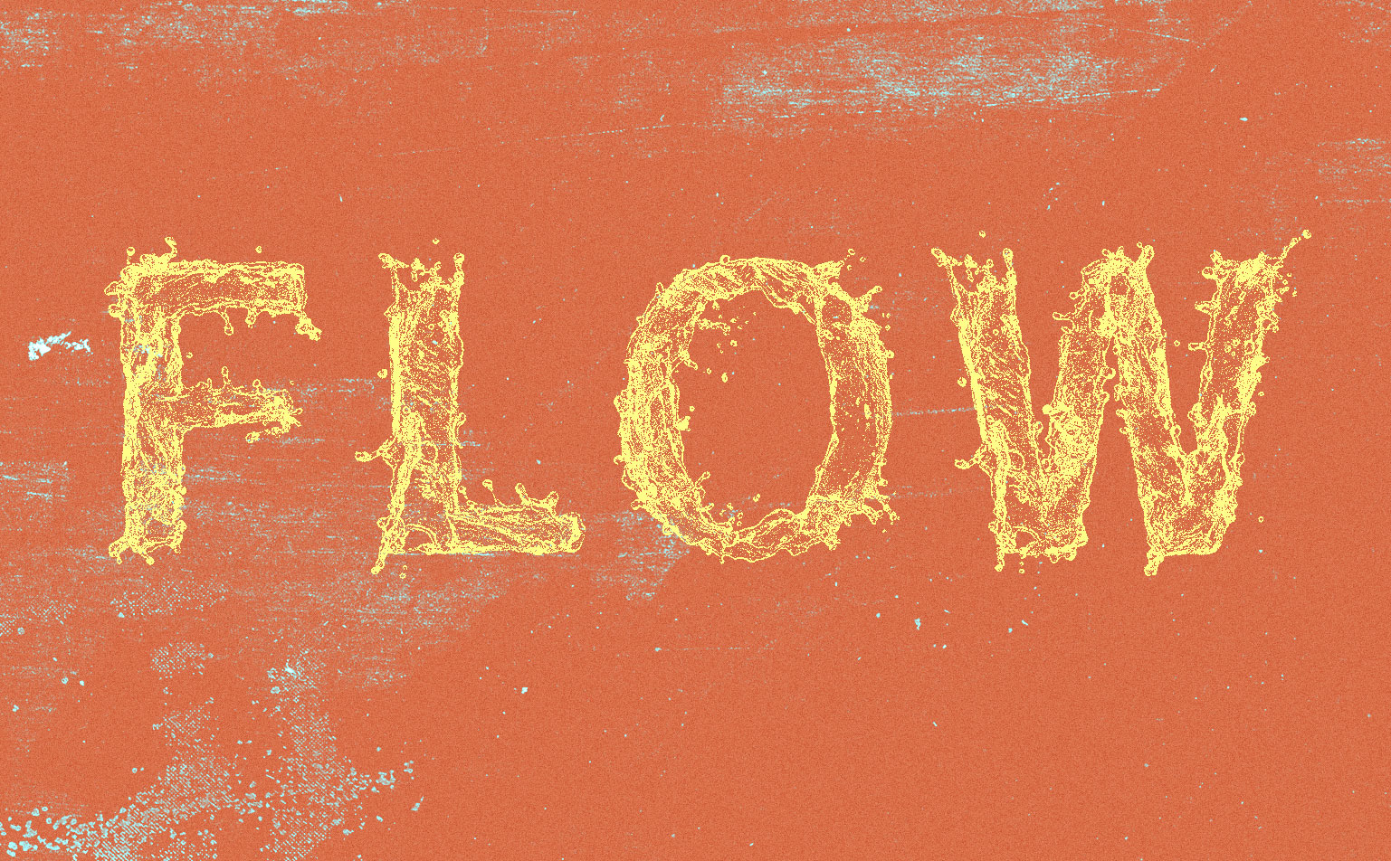 flow method of taking notes