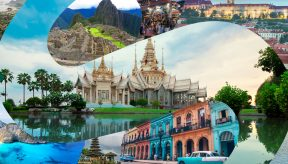 budget travel destinations