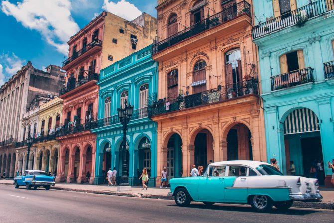 cuba havana, travel destinations
