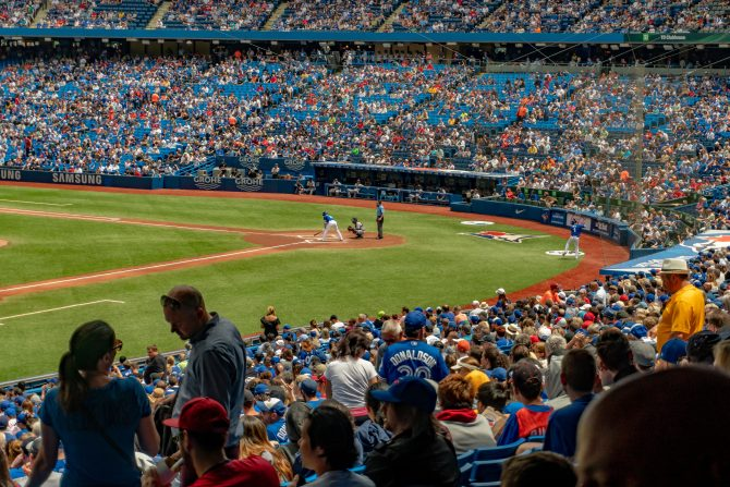 blue jays rogers centre, Mark Shapiro article