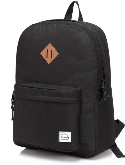 black backpack back to school shopping