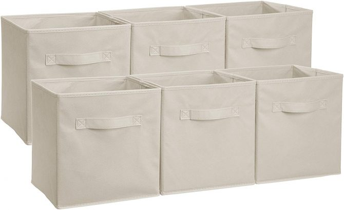storage containers for closet