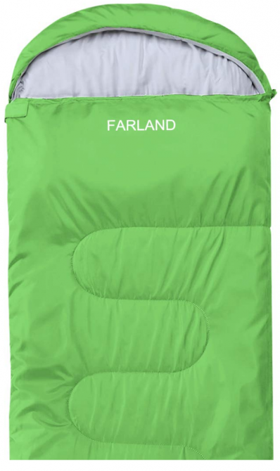 sleeping bag, music festival