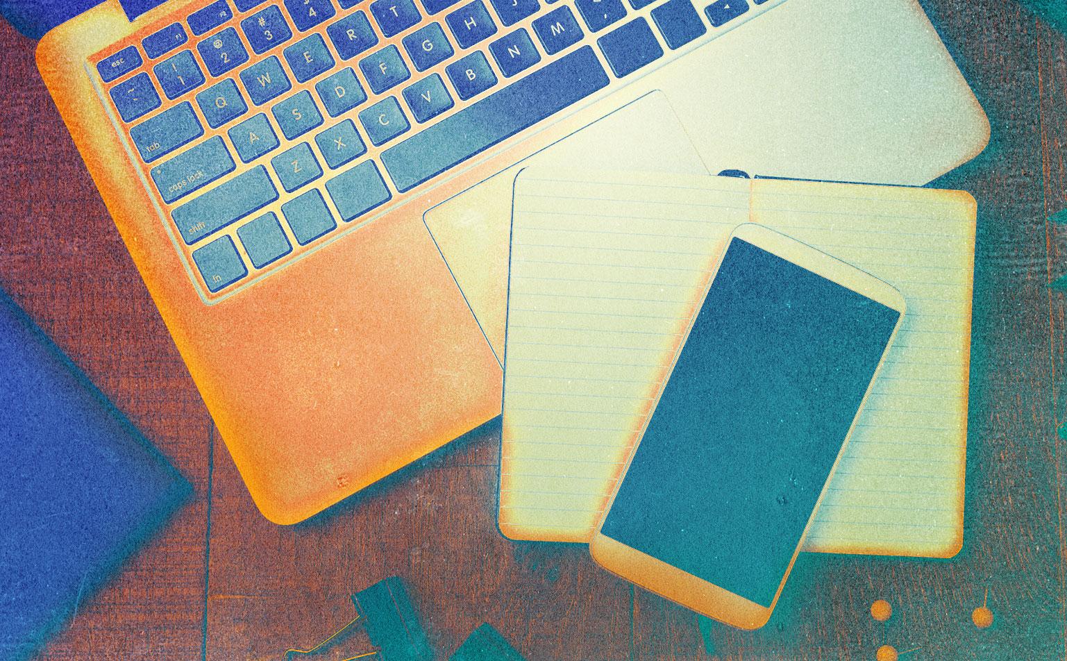 Taking Notes: Paper vs. Laptops vs. Apps