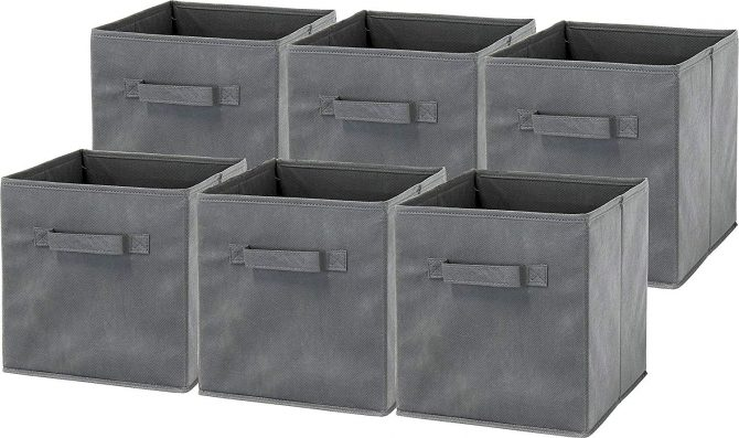 grey organizers