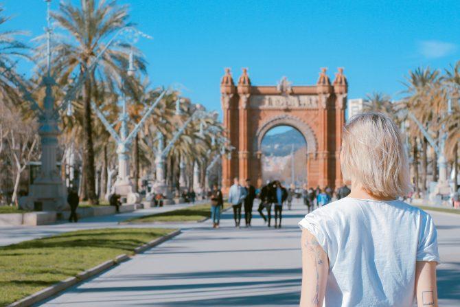 barcelona spain LGBTQ2S friendly
