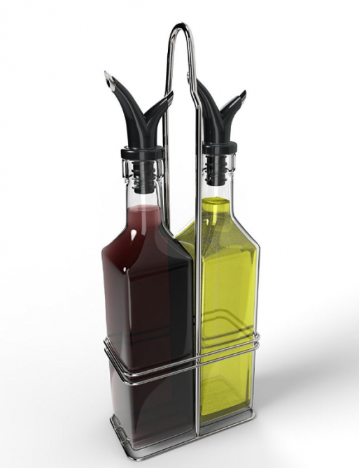 olive oil and vinegar set