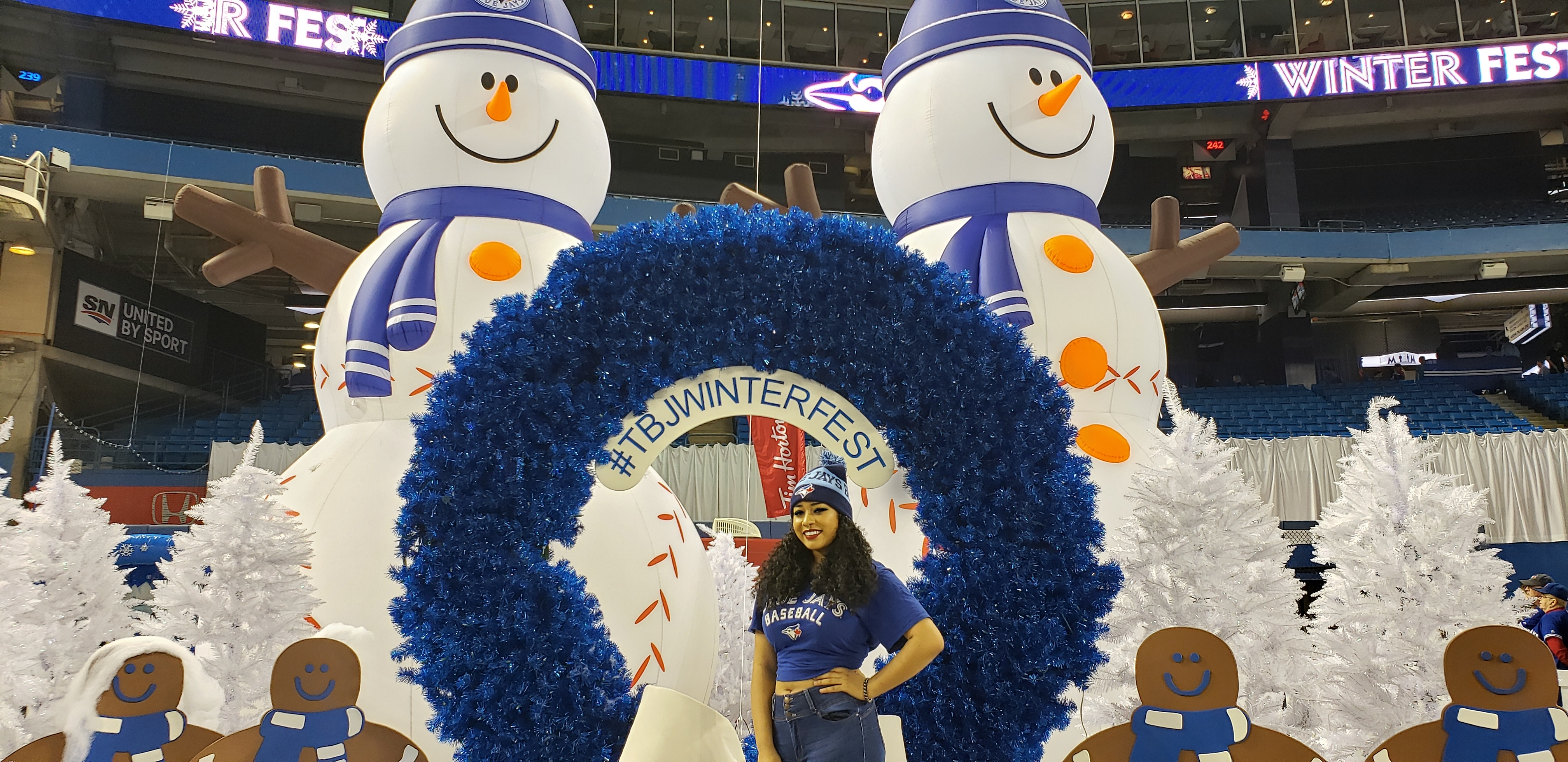 The Toronto Blue Jays Winter Fest: An Event To Remember