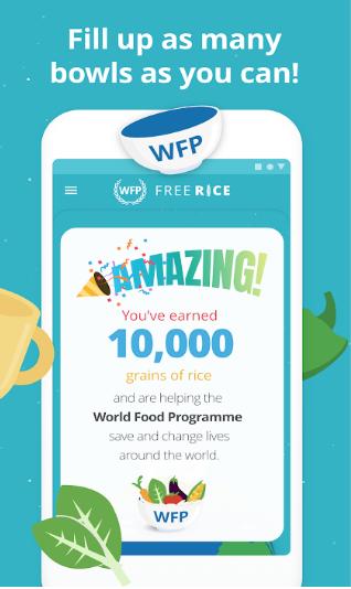 freerice app