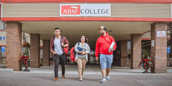 ABM College tours in Alberta
