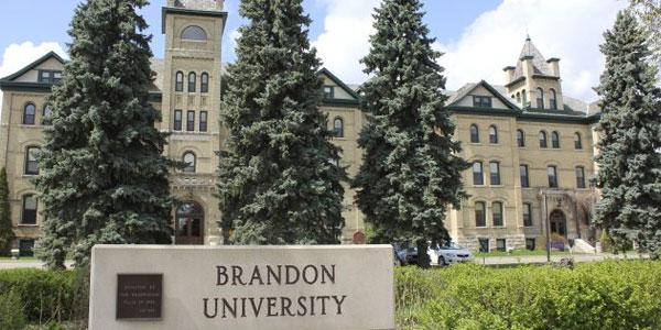 virtual campus Brandon University tours in Manitoba