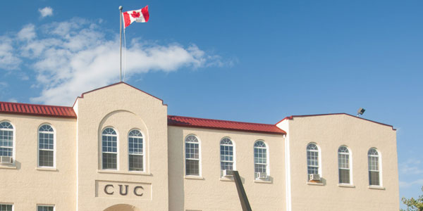 Burman University college tours in Alberta