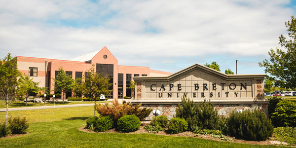 virtual campus Cape Breton University tours in Nova Scotia