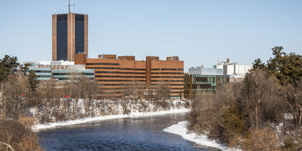 Virtual campus Carleton University tours in Ontario