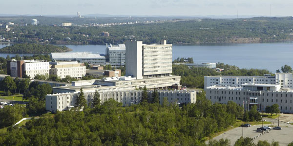 virtual campus Laurentian University tours in Ontario
