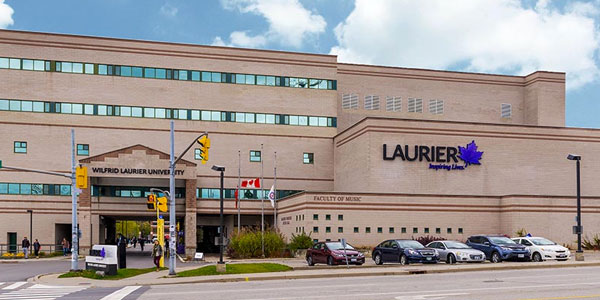 virtual campus laurier university tours in ontario