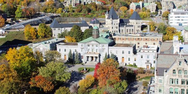 virtual campus McGill University tours in Québec