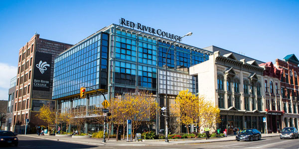Red River College tours in Manitoba