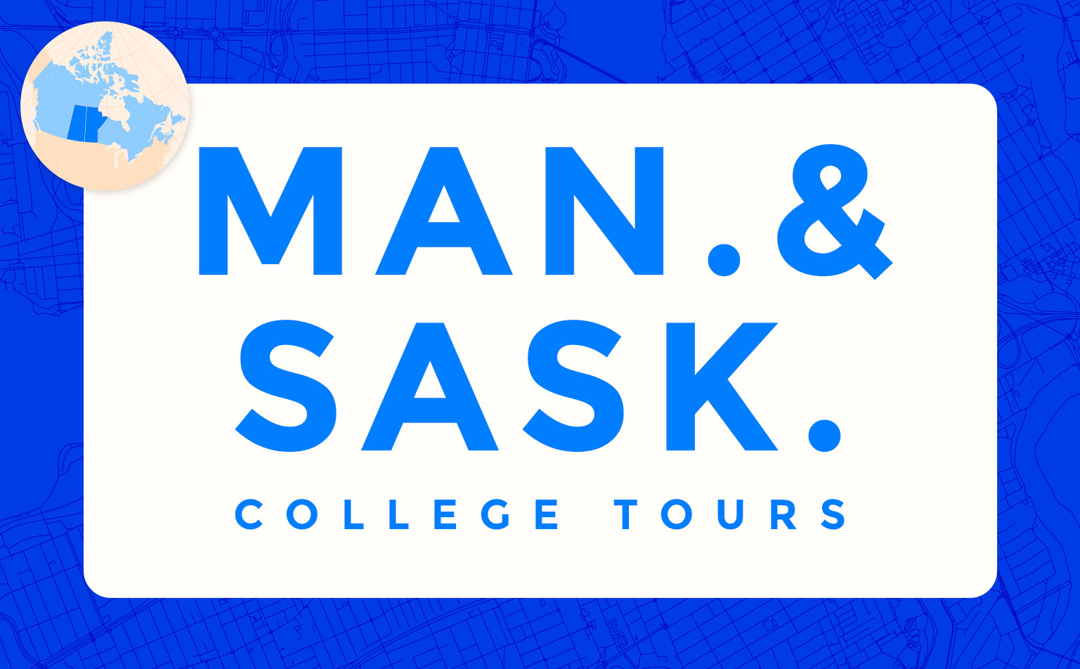 virtual campus university tours in saskatchewan manitoba