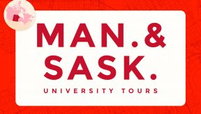 virtual campus university tours in Saskatchewan and Manitoba