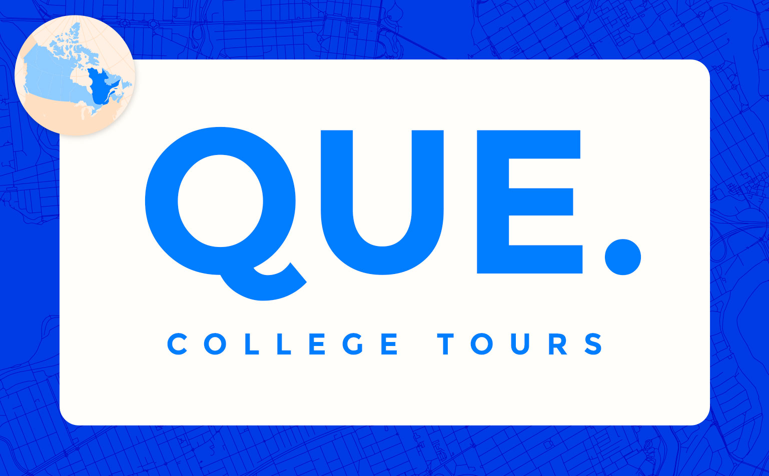 virtual campus university tours in Québec