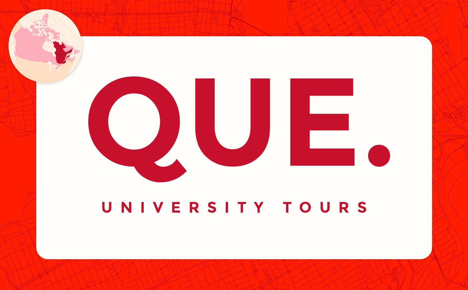 virtual campus university tours in Quebec