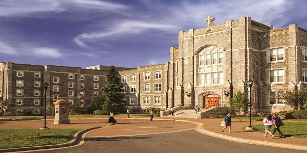 virtual campus Saint Mary's university tours in nova scotia