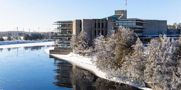 virtual campus Trent University tours in Ontario