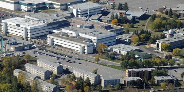Université du Québec à Trois-Rivières virtual campus university tours in quebec
