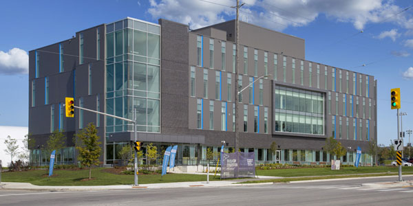 virtual campus UOIT Ontario Tech University tours in Ontario