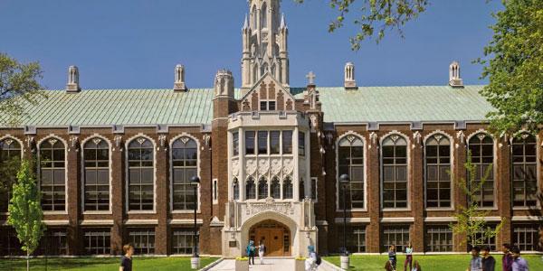 virtual campus University of Windsor tours Ontairo