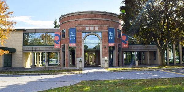 virtual campus Université du Québec en Outaouais university tours in quebec