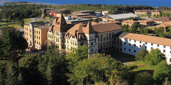 virtual campus Université Sainte-Anne university tours in new brunswick